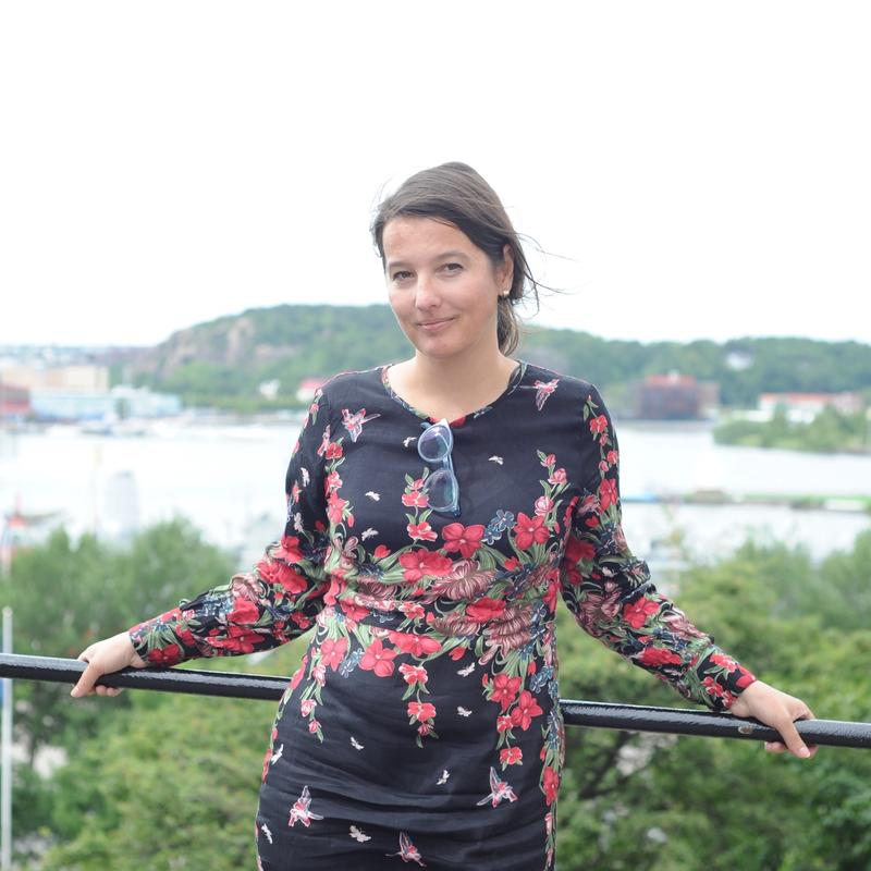 10 in 5. Katarina Bergström, Service Designer.