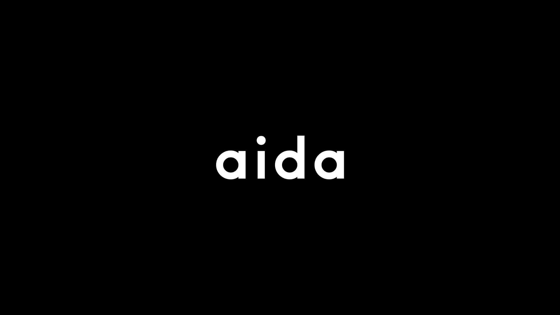 Aida wordmark