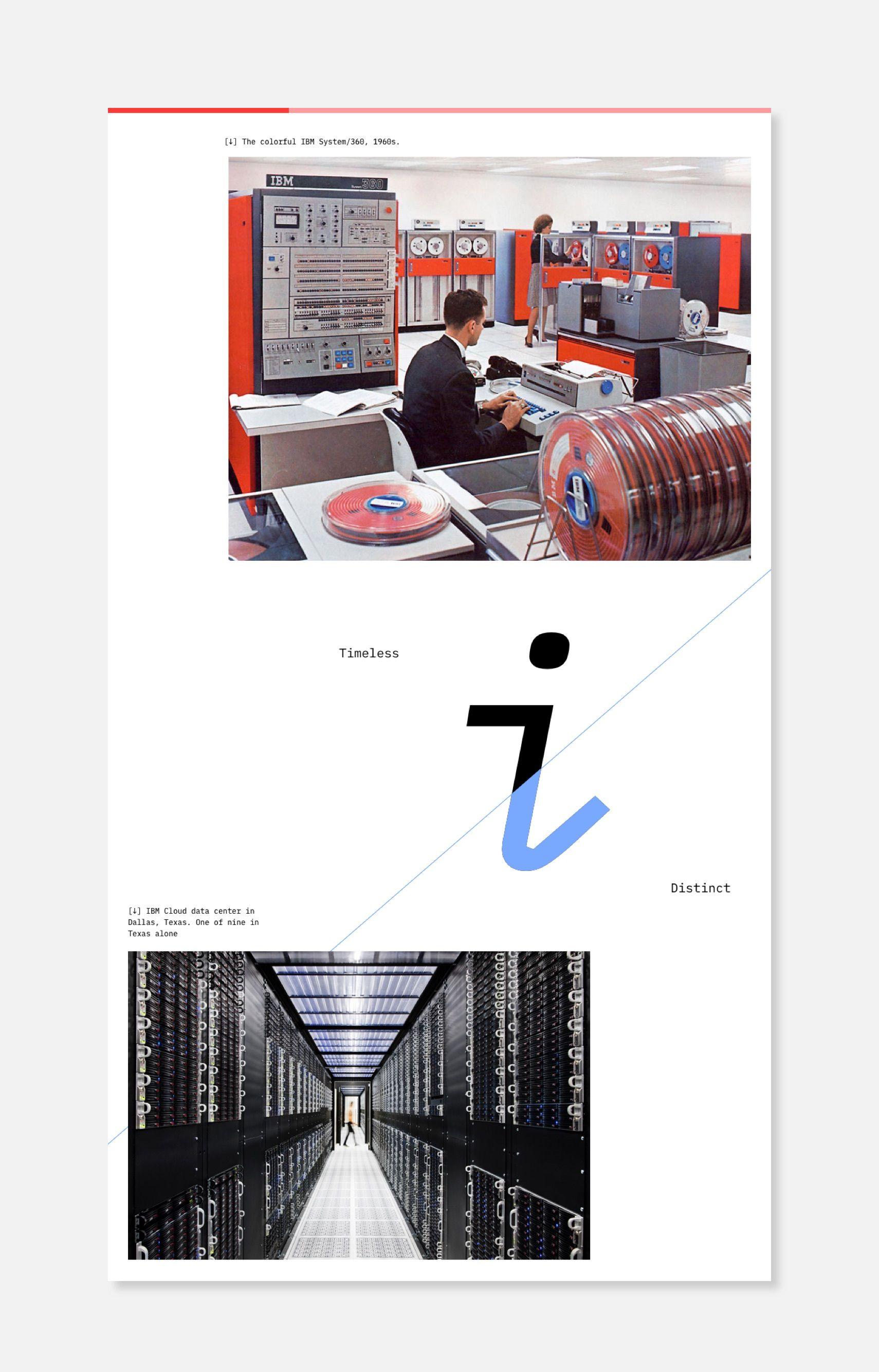 IBM Plex Concept