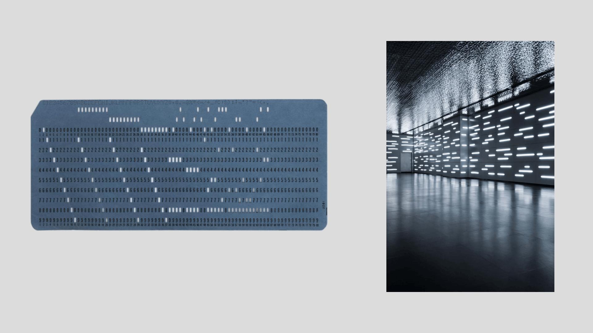 IBM Event Design Textures