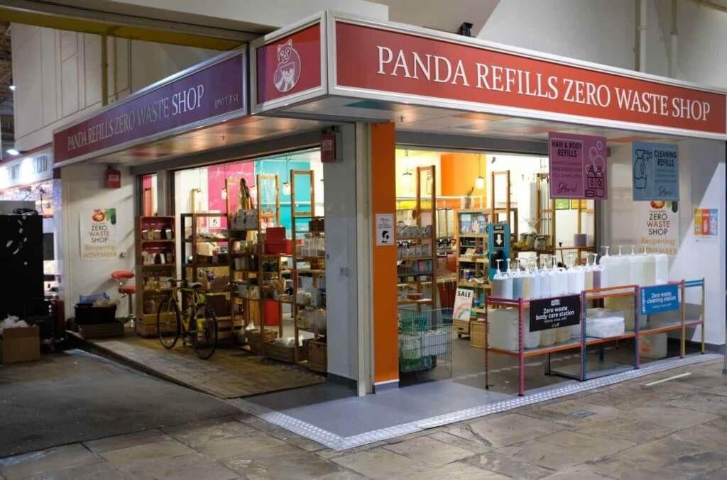 Panda Refills - Zero Waste Shop