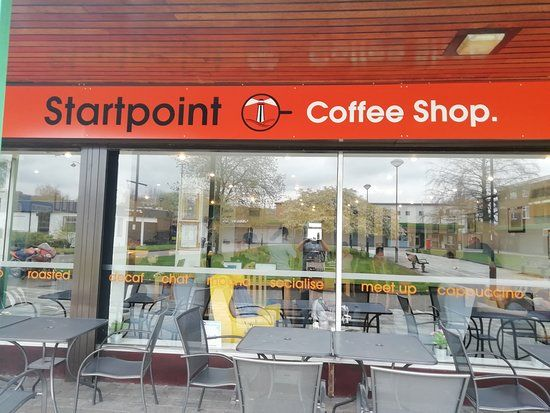 Starting Point Coffee Shop