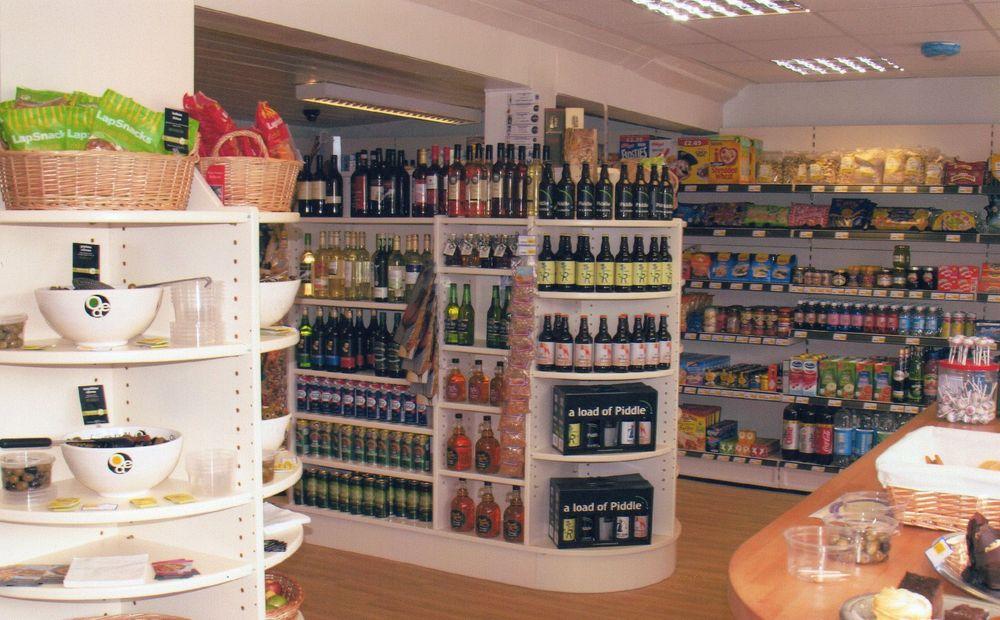 Motocombe Community Shop
