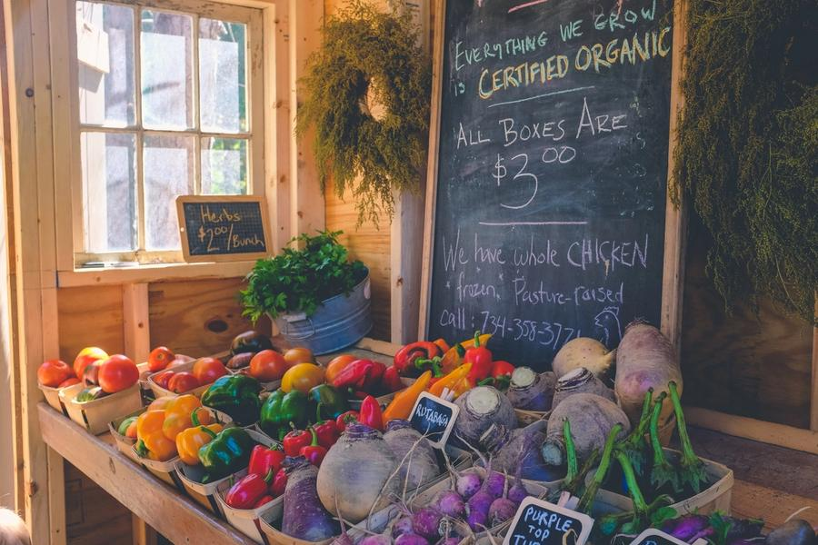 8 things you didn't know about organic food