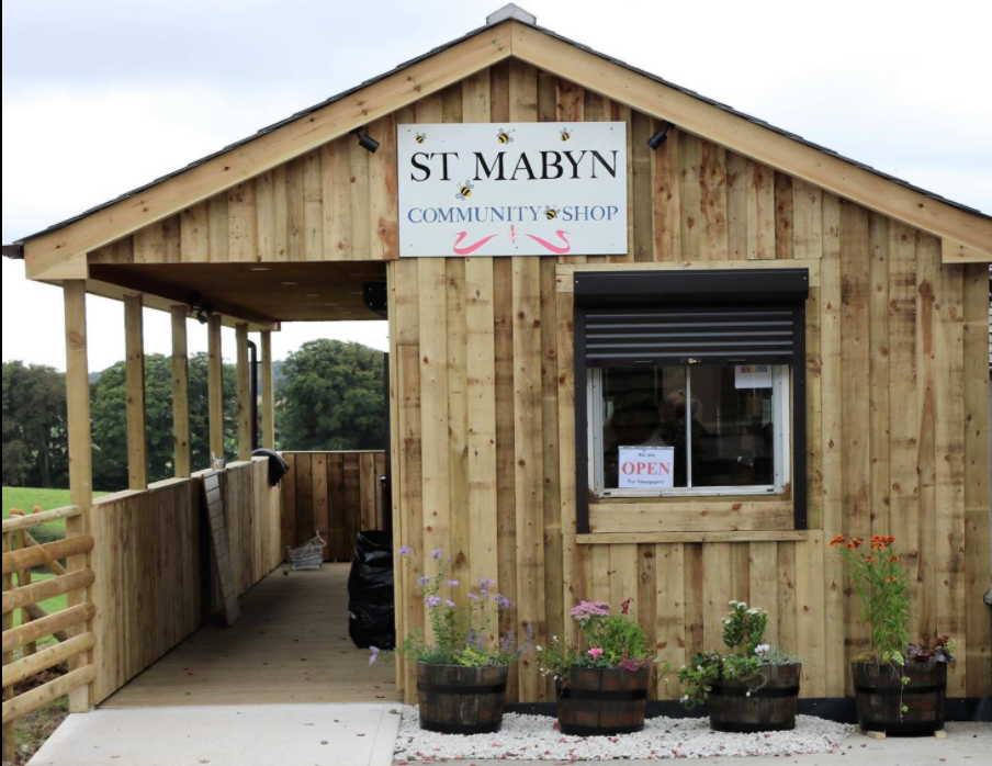 St Mabyn Community Shop and Post Office