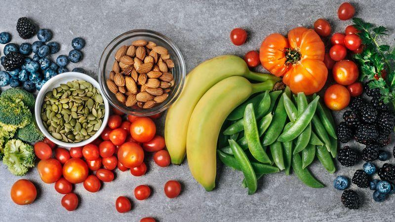 Organic food to your door