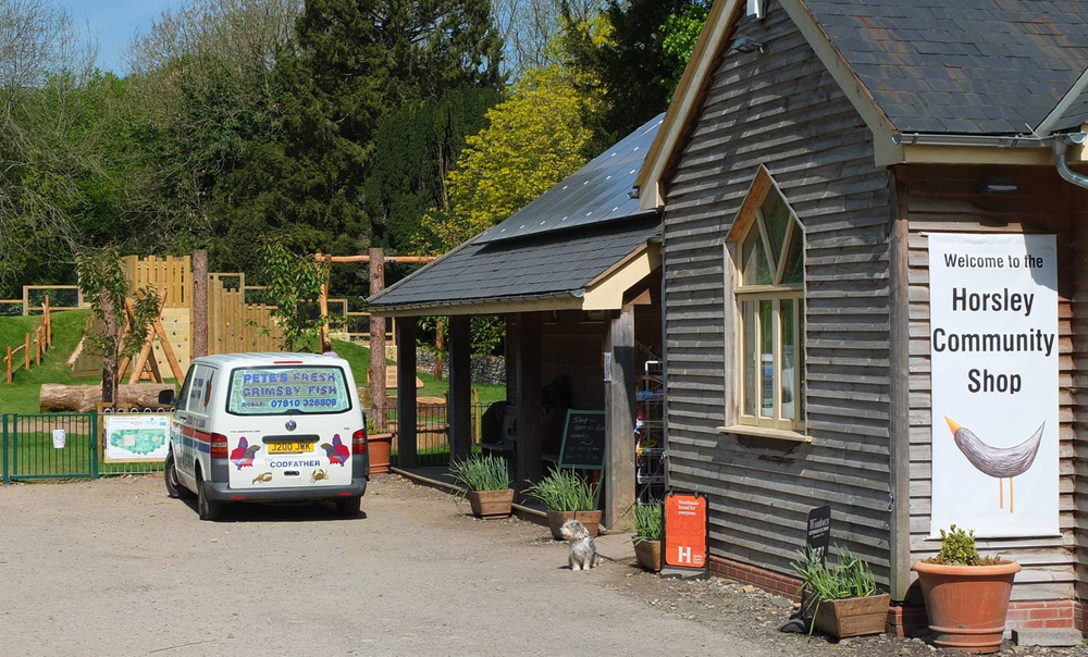 Horsley Community Shop