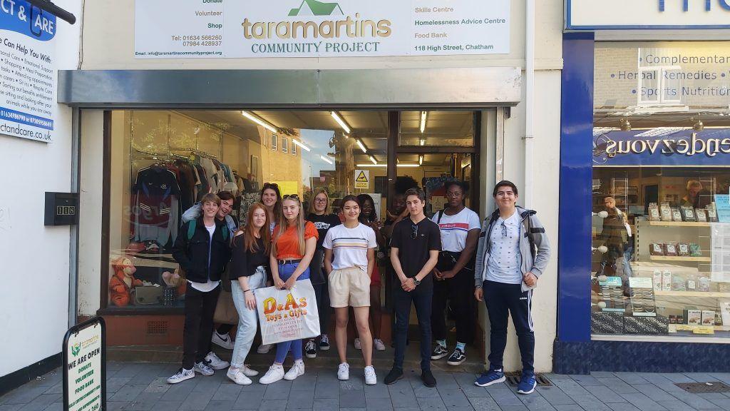 Tara Martins Community project