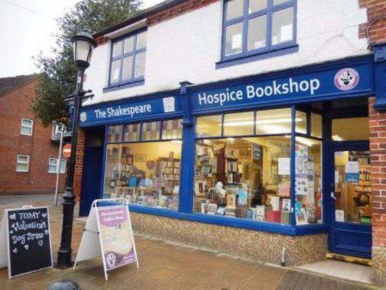 The Shakespeare Hospice Bookshop