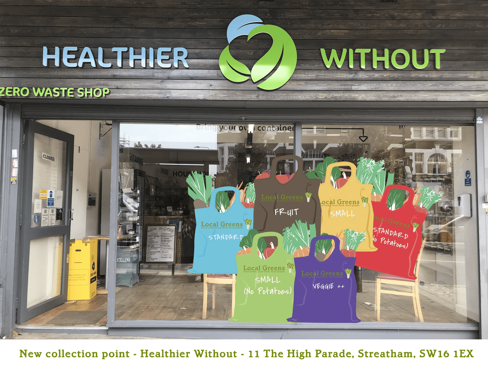Healthier Without