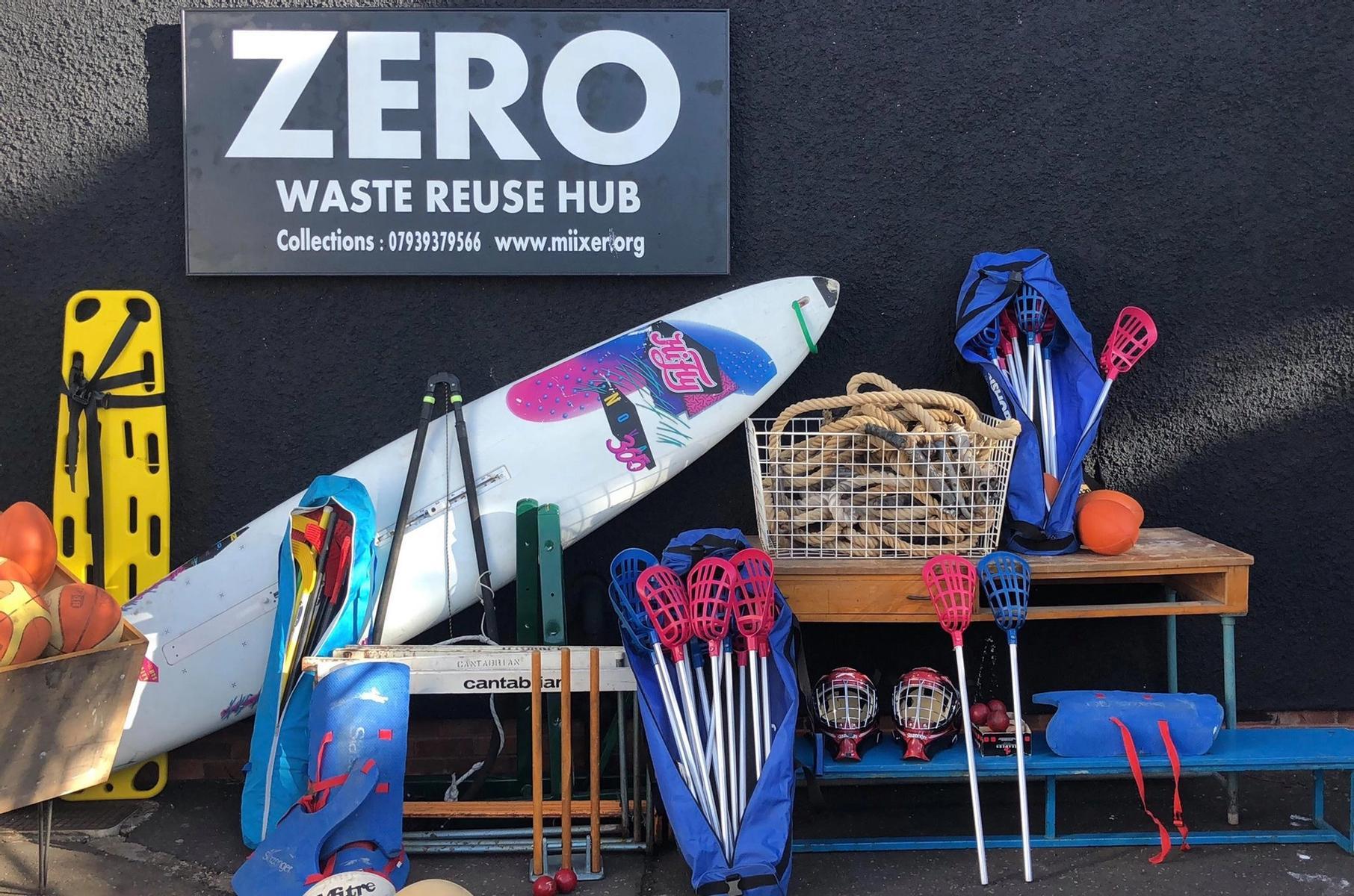 Zero Waste Shop Dunbar
