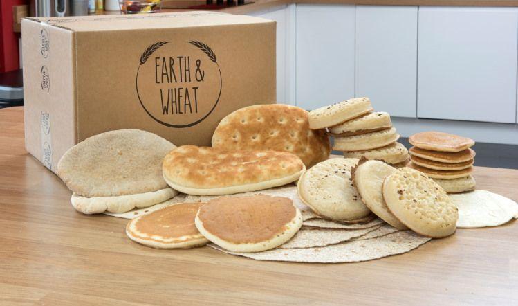 Earth & Wheat