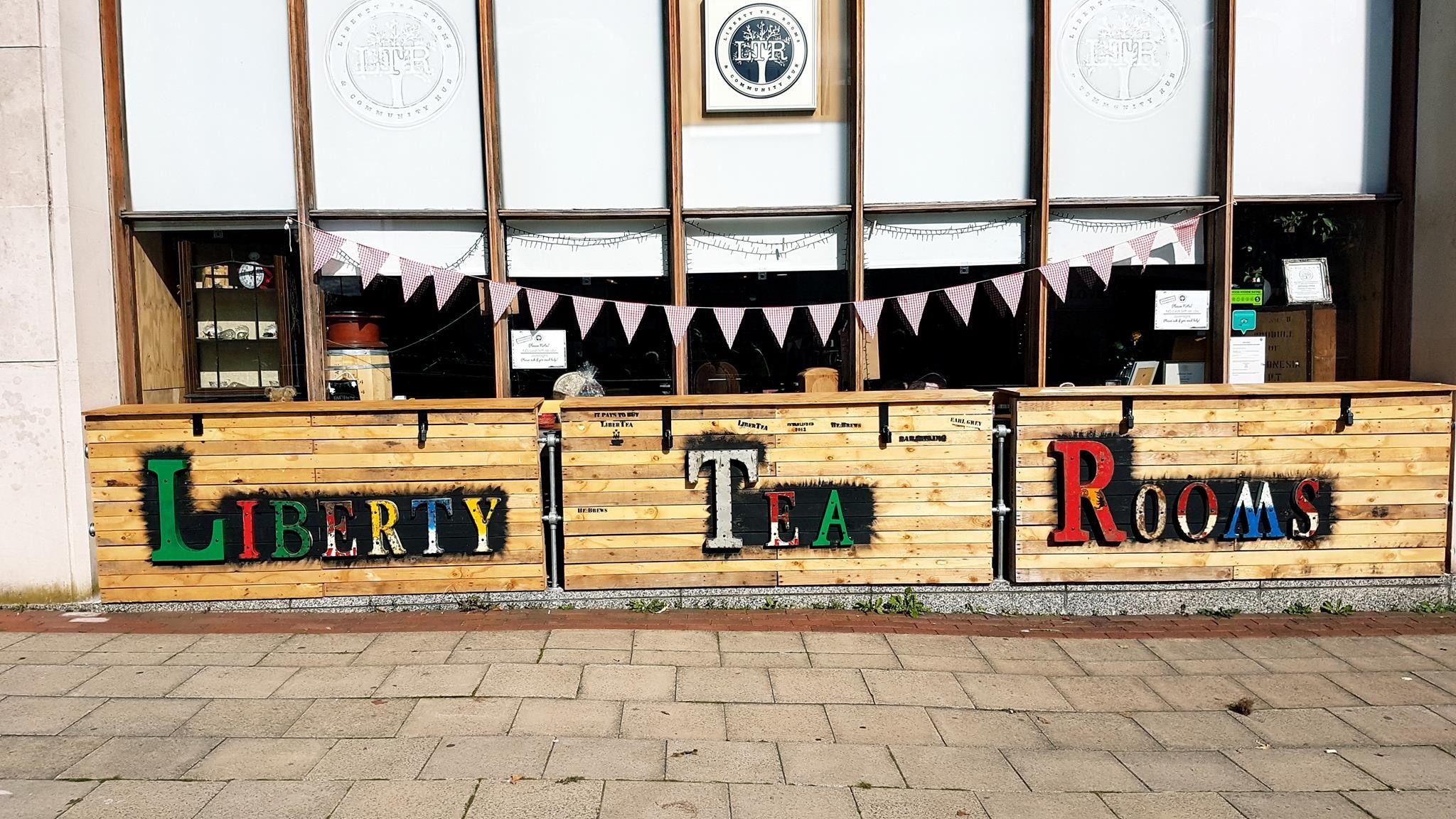 Liberty Tea Rooms & Community Hub