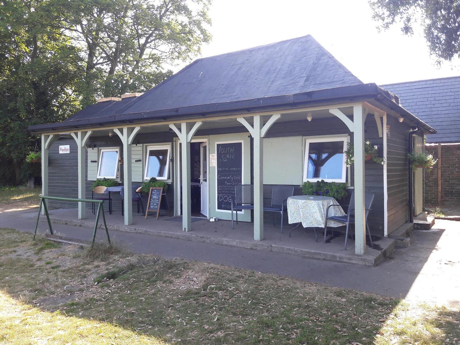 The Pavilion Cafe