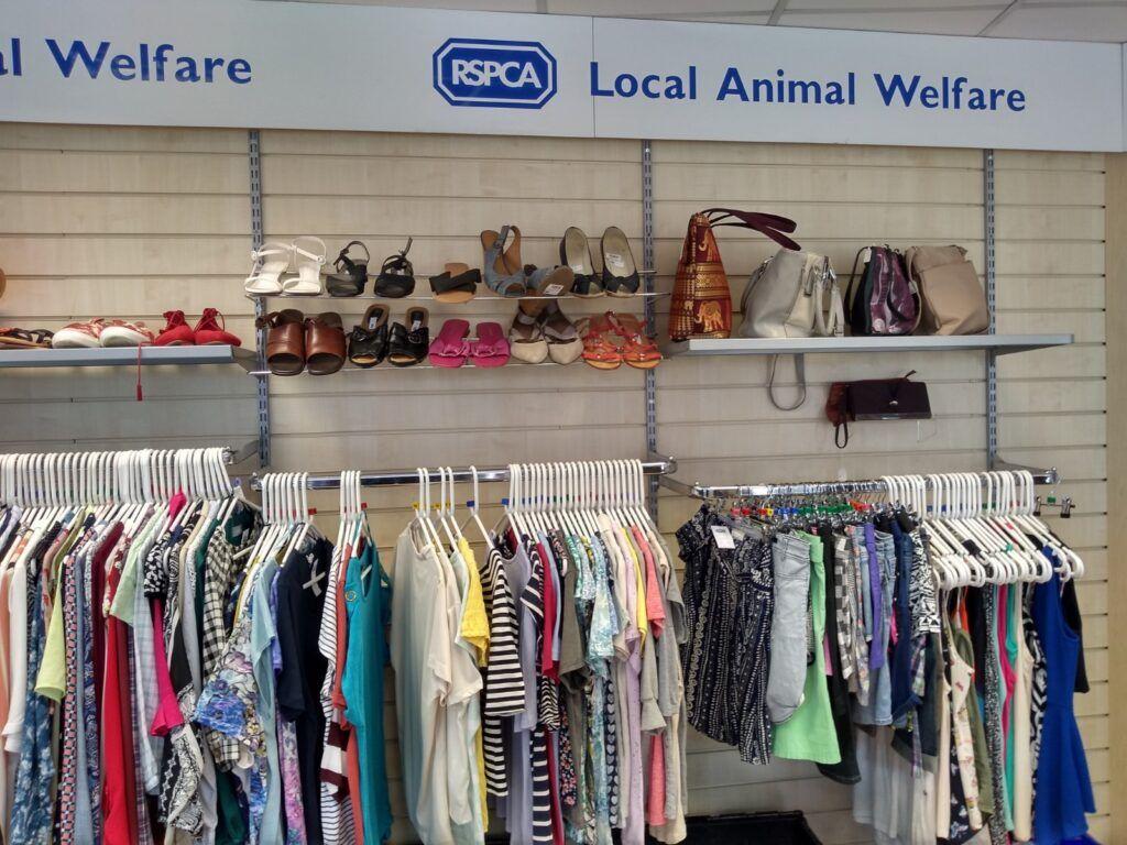RSPCA Charity Shop