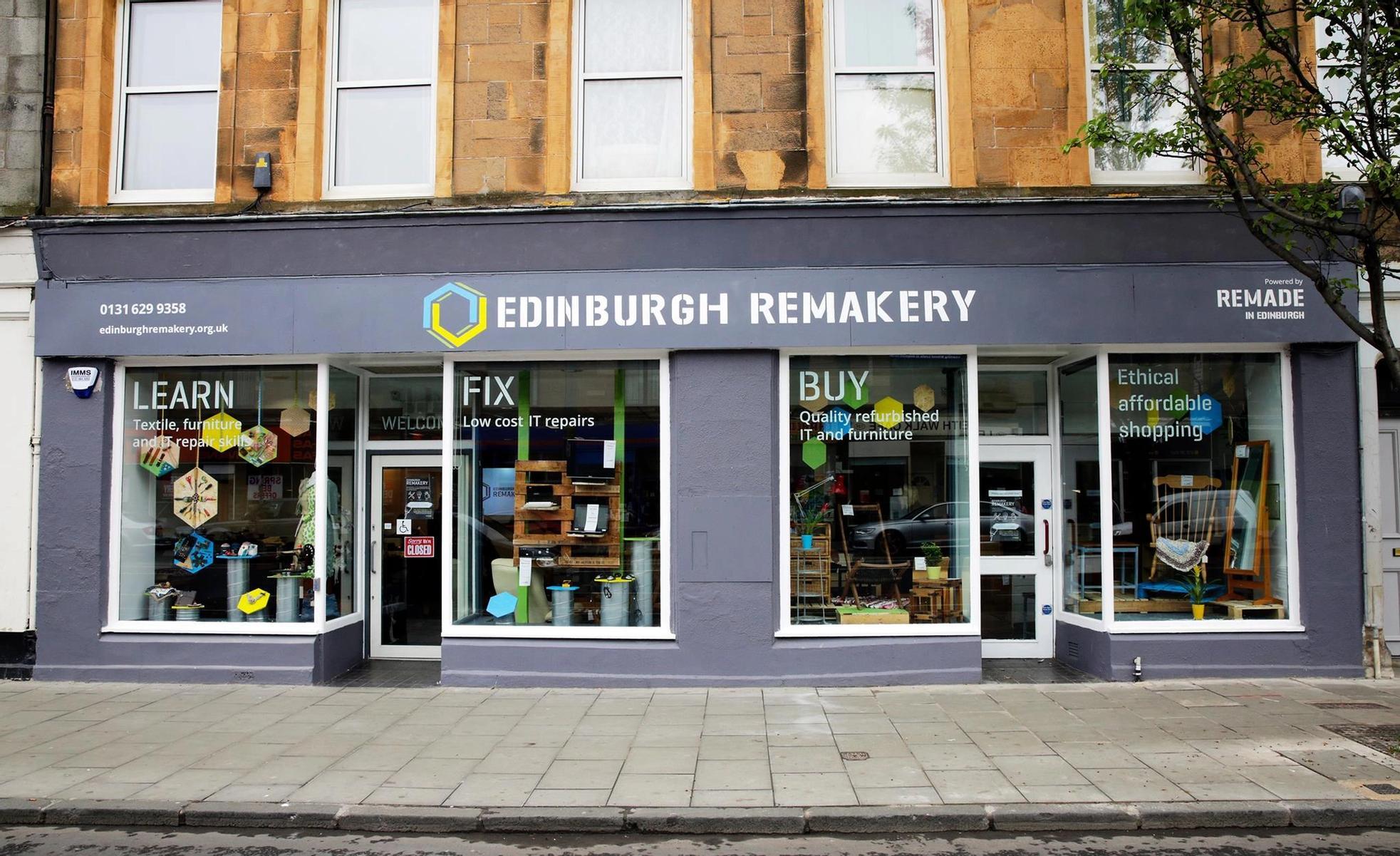 The Edinburgh Remakery