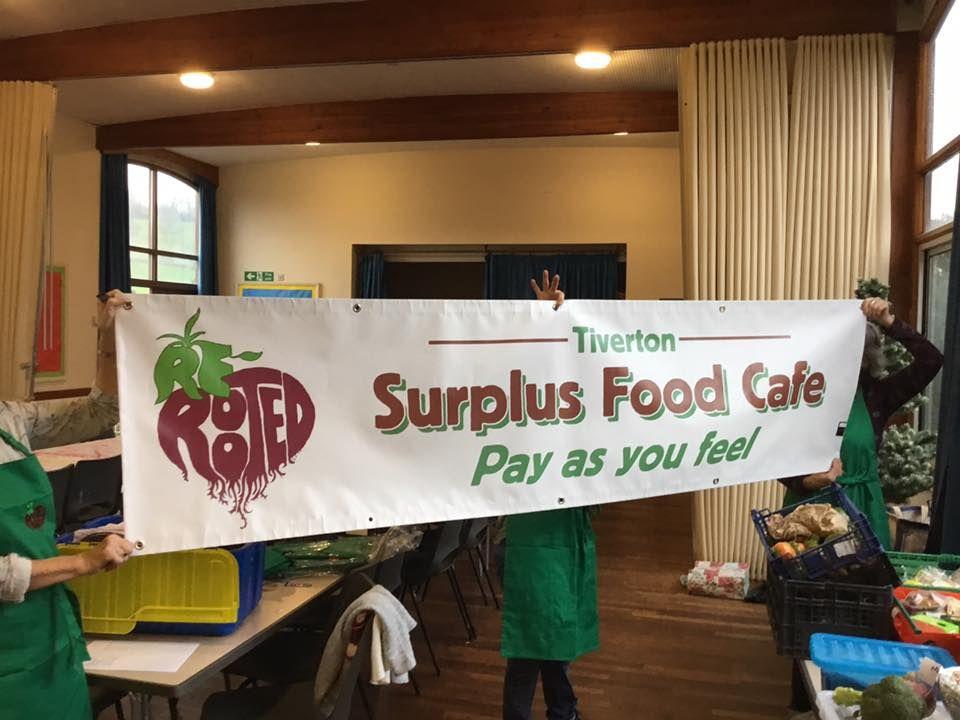 ReROOTed Surplus Food Cafe