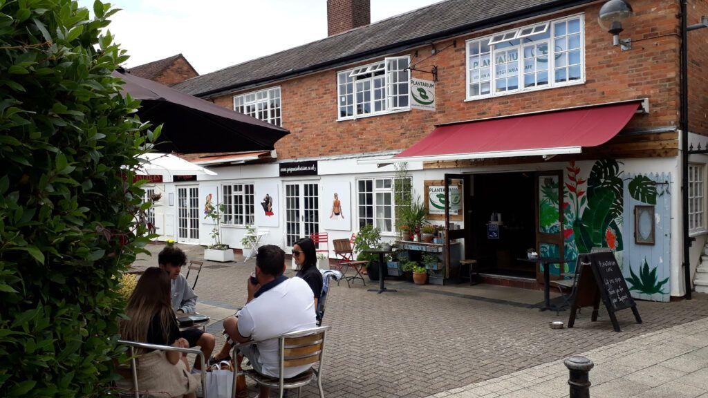 Plantarium Cafe