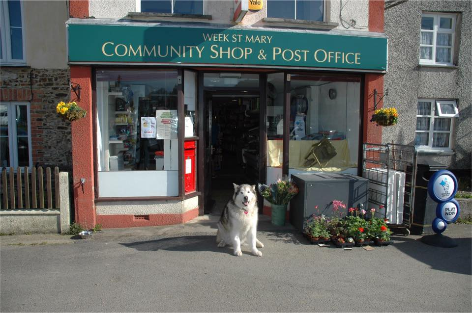 Week St. Mary Community Shop & Post Office