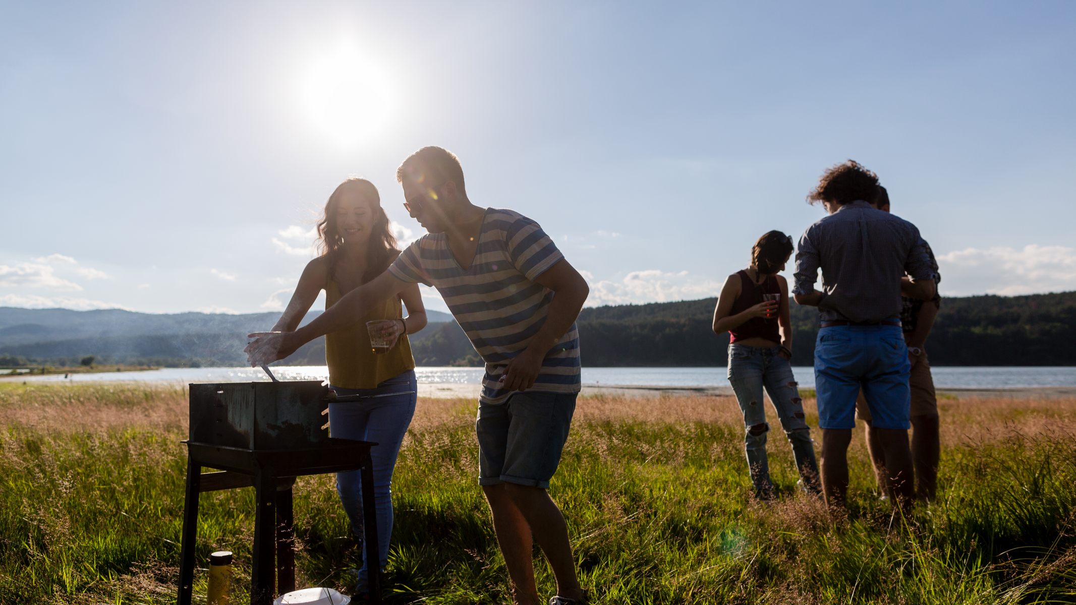 Make your BBQ more eco-friendly