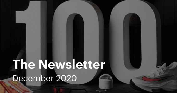 December 2020 Newsletter Thumbnail