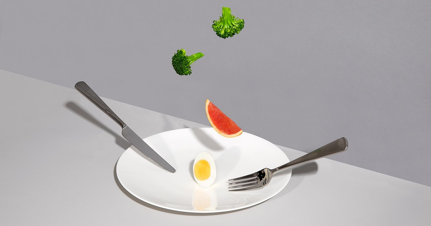 Calorie Restriction Plate 2X105 R