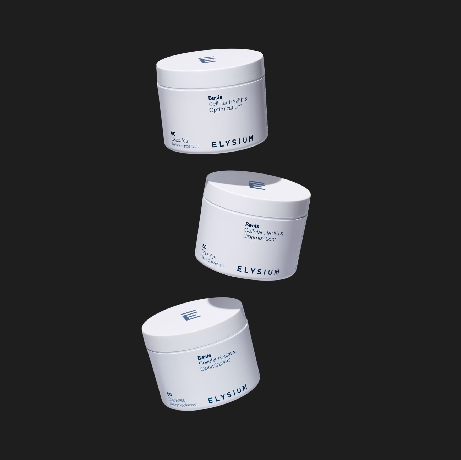 Basis Three Jars