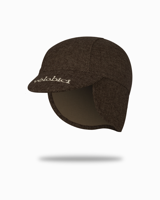 Belgian Ride Cap (Fawn)