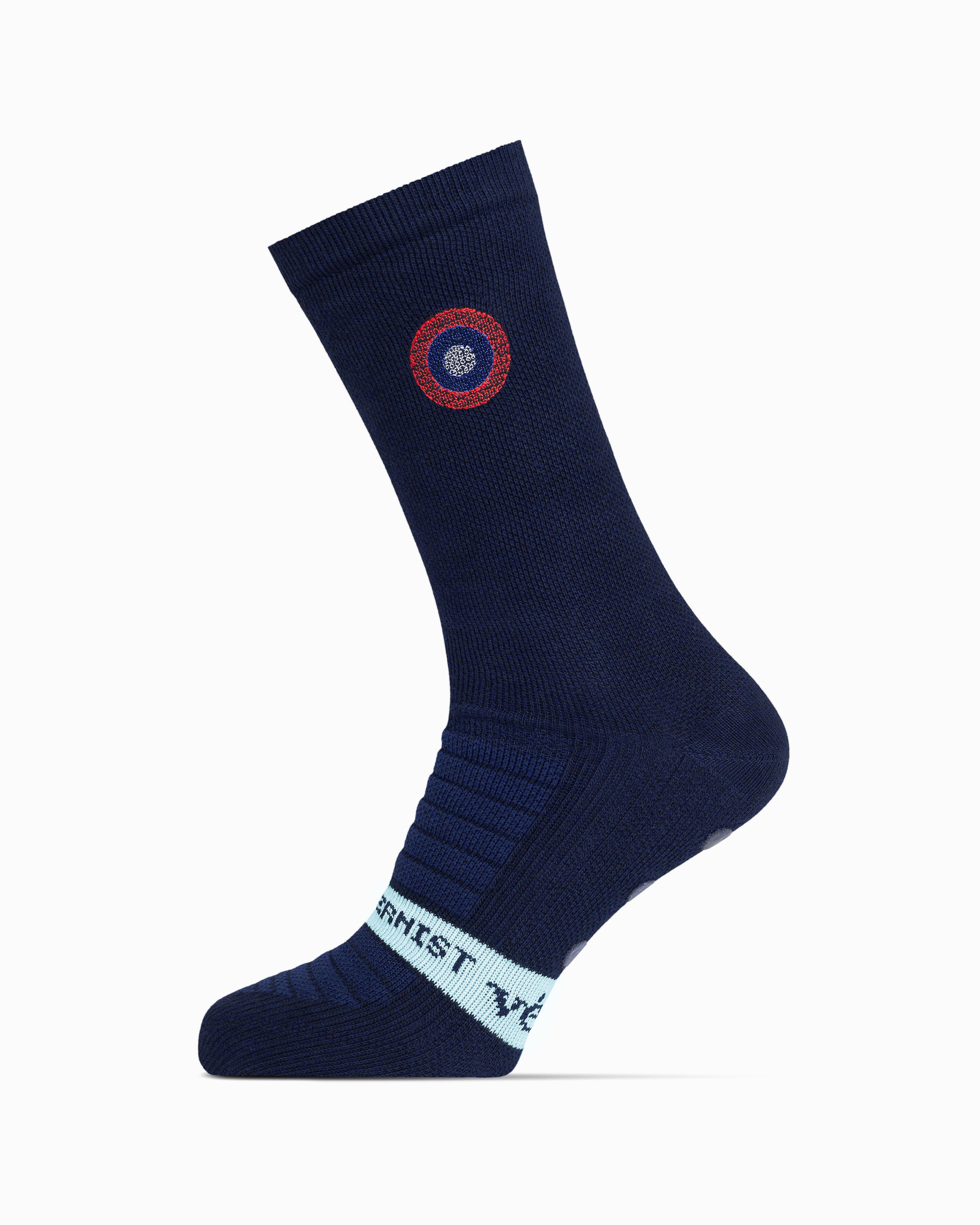 Modernist PremGripp Socks (Navy)