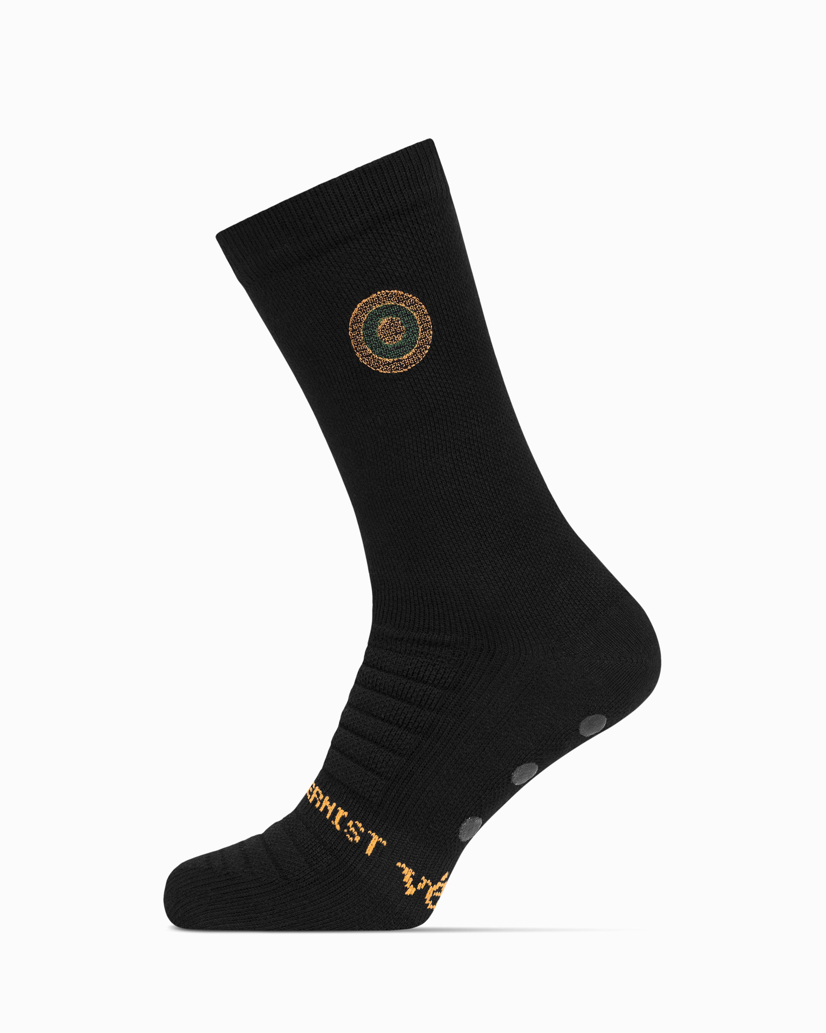 Modernist PremGripp Socks (Black/Parka)