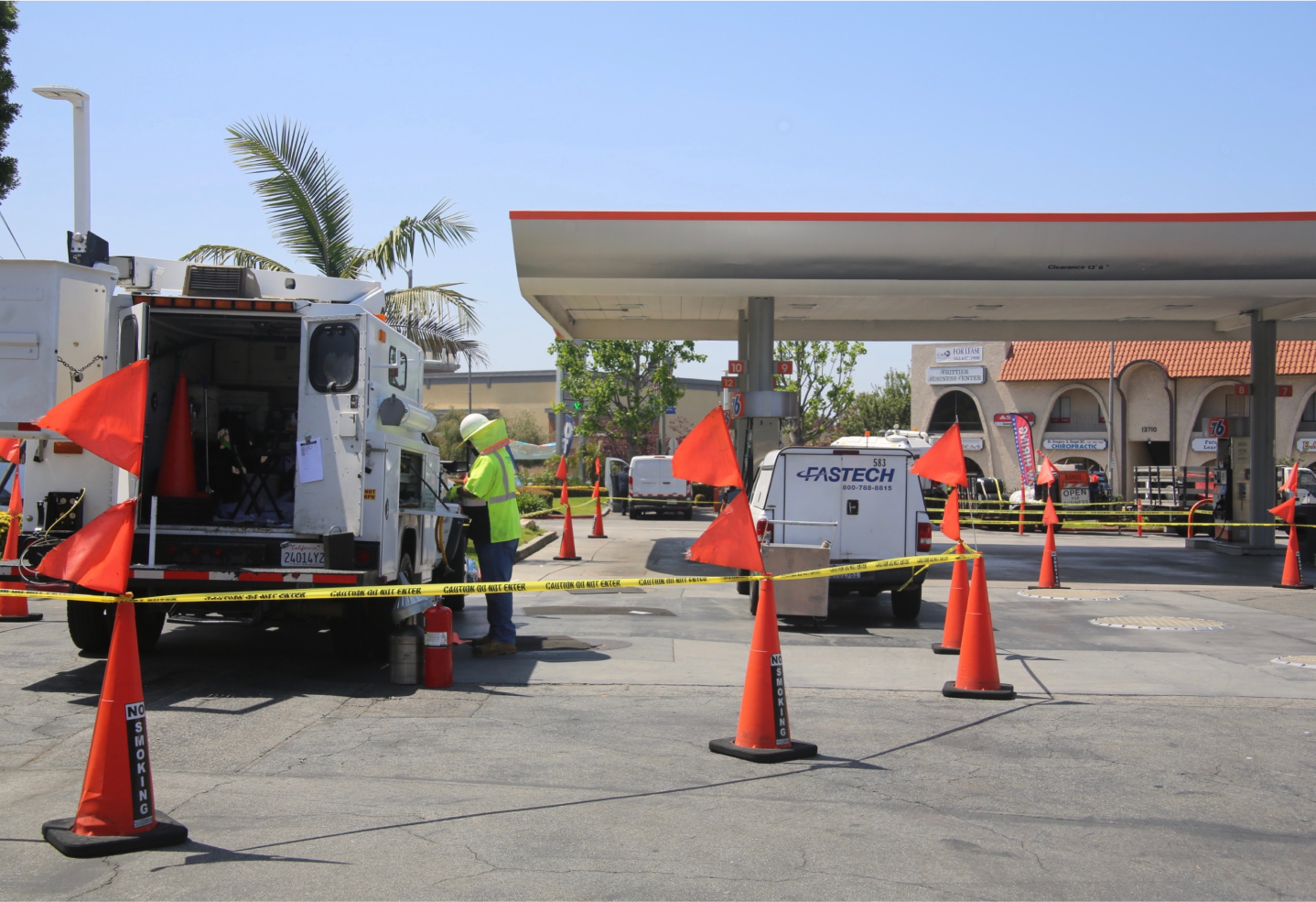 Compliance Testing for Gas Stations, Renewable Energy, and Car Washes