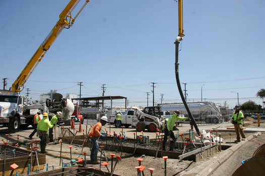 Renewable Energy Infrastructure Construction