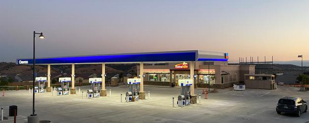 Chevron Station | Oceanside, CA