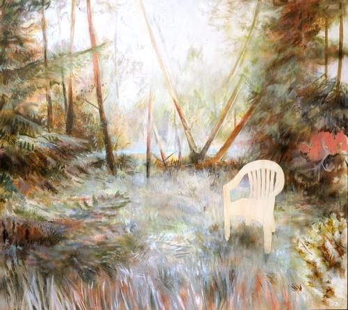 artwork Garten Neben from Jonathan Esperester