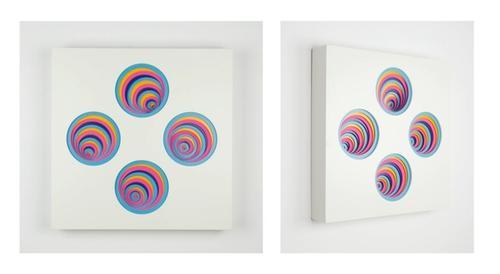 artwork o.T. (quartette-module) from Daniel Engelberg