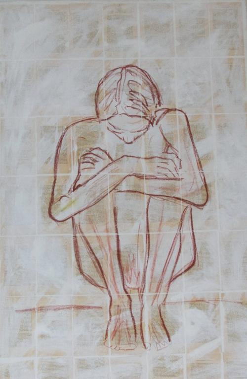 artwork Résignation from Patricia Pétapermal