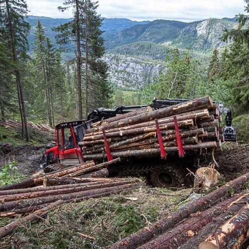 Samling for skogoperatørlærlinger