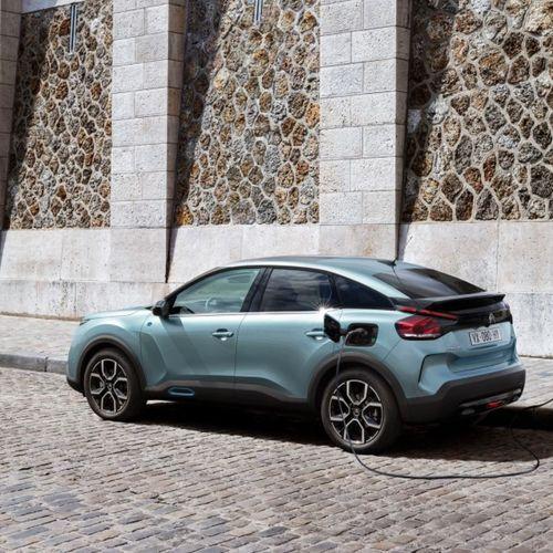 Tilbud på nye Citroën ë-C4