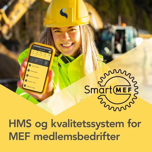 Status på SmartMEF