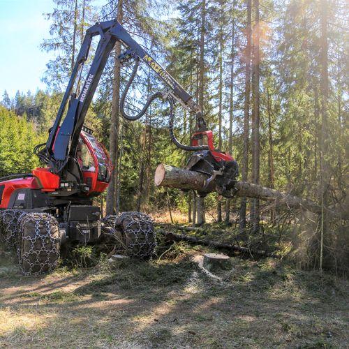 Skogsentreprenørenes lønnsomhet må bedres