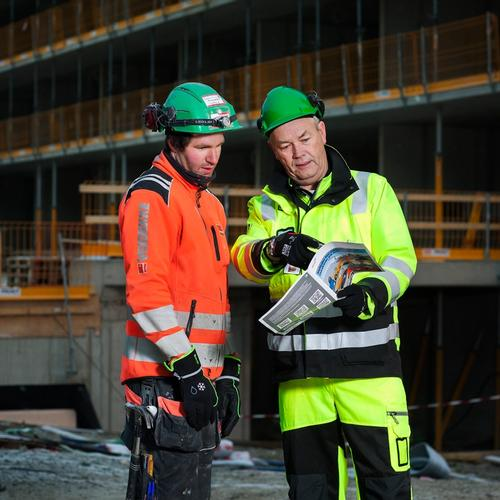 Regionale verneombud i bygge- og anleggsbransjen