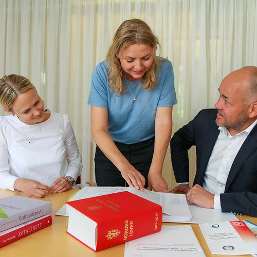 Som MEF-medlem får du juridisk bistand ved behov