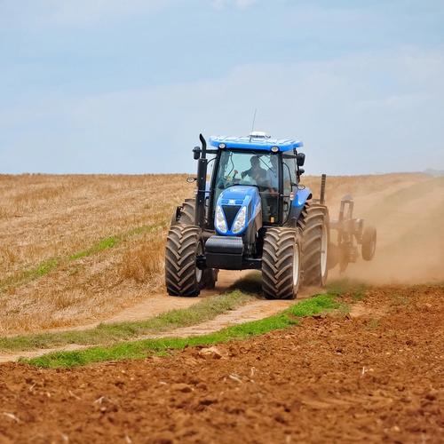 Påbud om bruk av setebelte i traktor