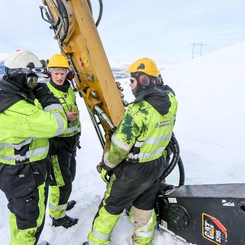 Ny rapport om skader og ulykker i bygg og anlegg i 2018