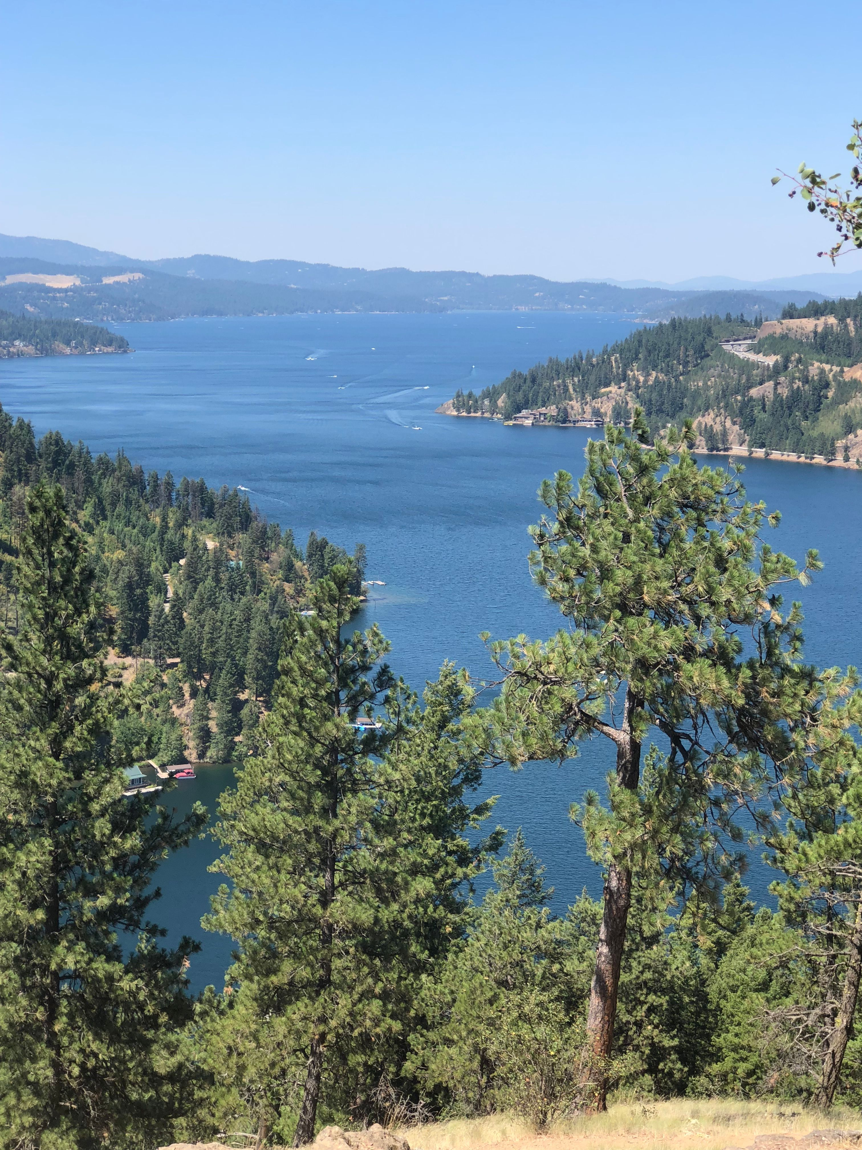 Picture of Lake CDA