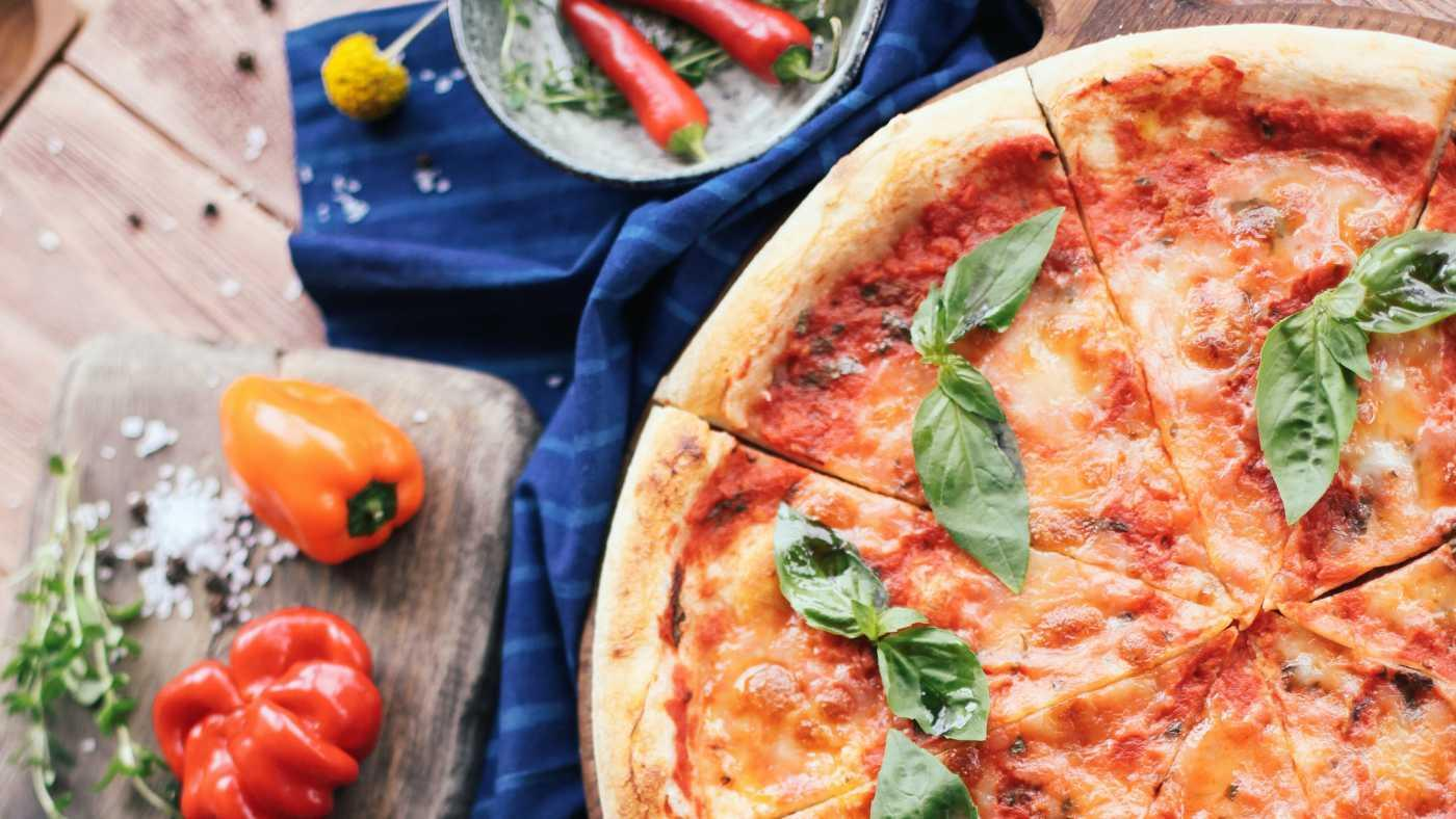 Plain Jane Pizza