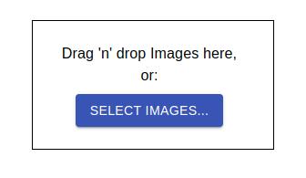 ImagesDropzone Component
