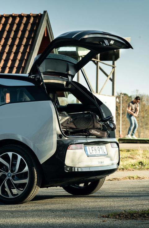 BMW i3 imove