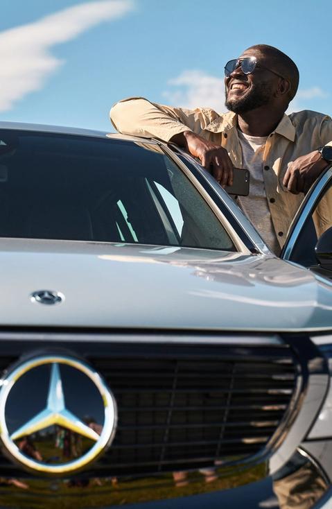 Mercedes EQC imove