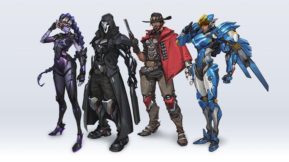 BlizzConline: Overwatch 2 updates